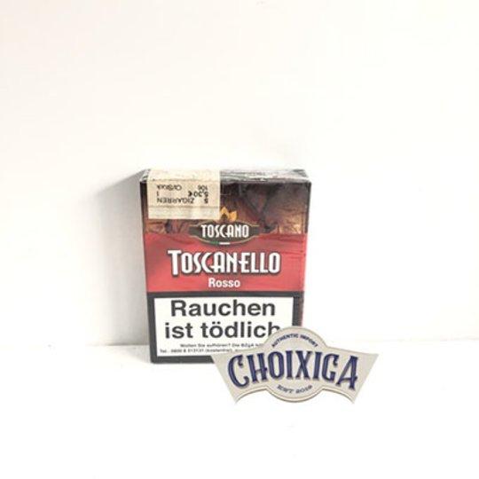 Xì gà Toscanello Rosso - Hộp 5 điếu (Nội địa đức)