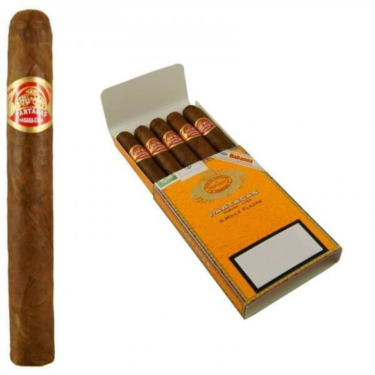 Xì gà Partagas Mille Fleurs - Hộp 5 Điếu