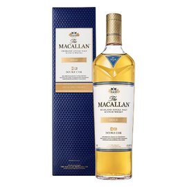 Rượu Macallan Gold Double Cask - UK