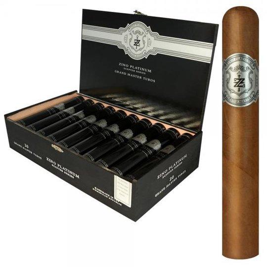 Xì gà Zino Platinum Grand Master Tubos - Hộp 20 điếu
