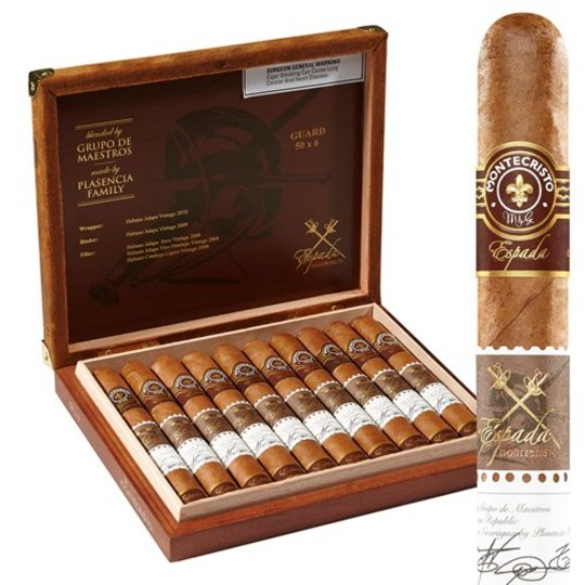 Xì gà Montecristo Espada - Hộp 10 điếu
