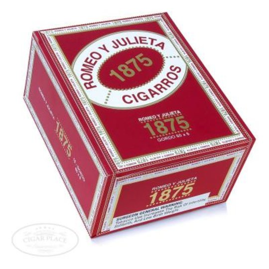 Xì gà Romeo y Julieta 1875 Gordo - Hộp 15 điếu