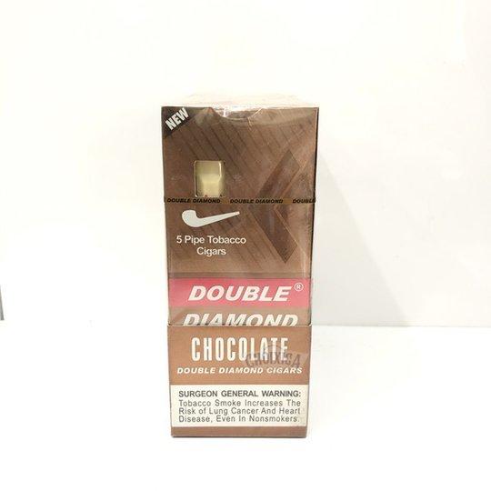 Xì Gà Double Diamond Chocolate - 1 Cây 10 Bao