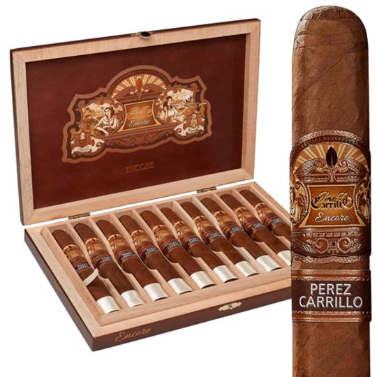 Xì gà Carrillo Encore (Top 1 năm 2018)