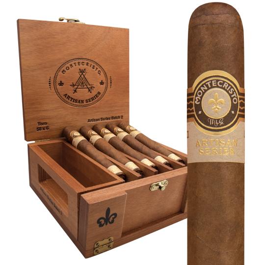 Xì gà Montecristo Artisan Series Limited - Hộp 15 điếu