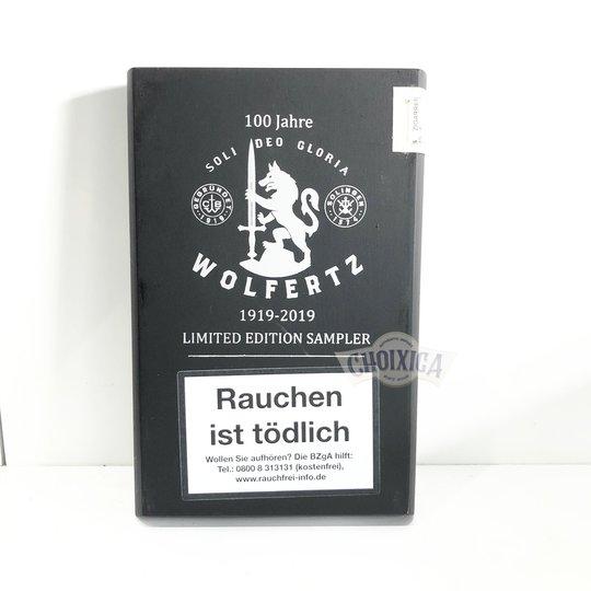 Xì gà Wolfertz - Hộp 5 điếu
