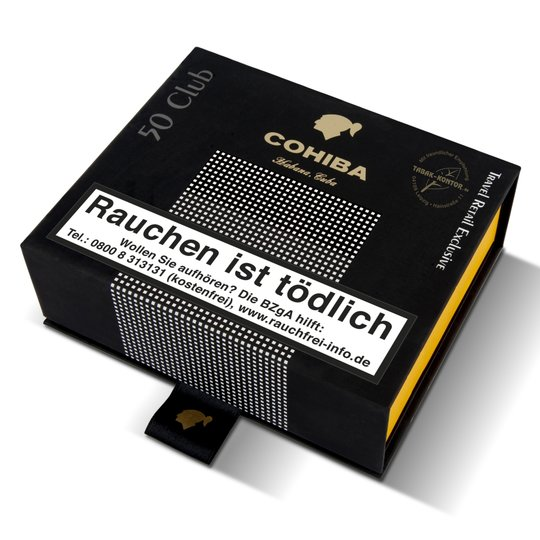 Xì gà Cohiba Club - Hộp 50 điếu