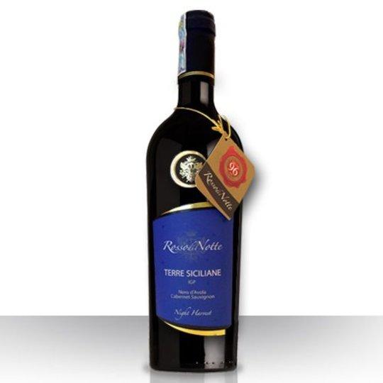 Rosso Di Notte Nero DAvola Cabernet Sauvignon