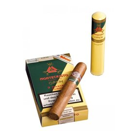 Xì gà Montecristo Open Master Tubos - Hộp 3 điếu