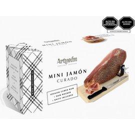 Đừi lợn muối tách xương xông khói Mini Jamon Curado Artysan