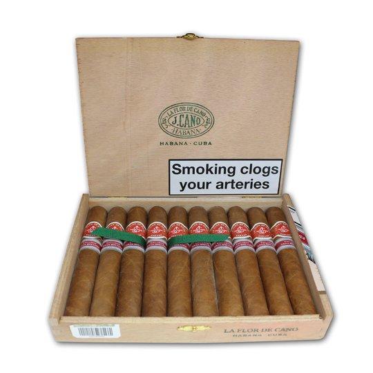 Xì gà La Flor De Cano Robusto - Hộp 10 điếu