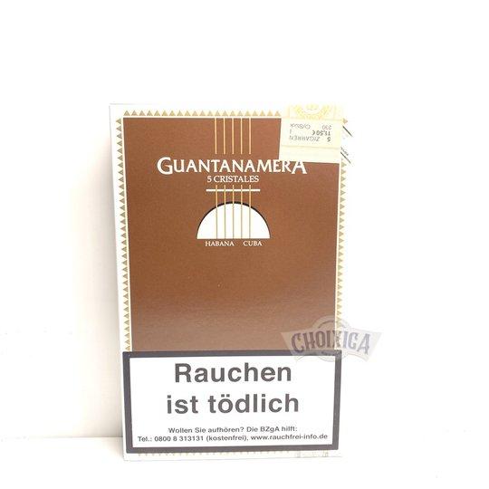 Xì gà Guantanamera Cristales - Hộp 5 điếu