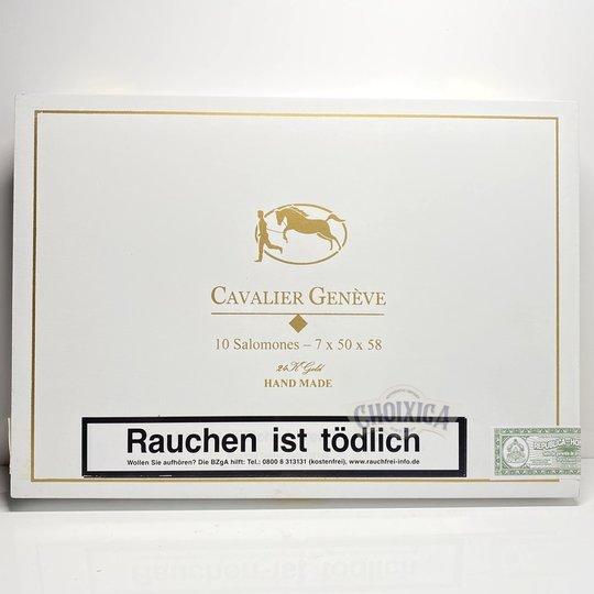 Xì gà Cavalier Geneve - Hộp 10 điếu
