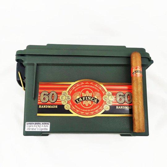 Xì gà La Finca Ammo - Hộp 60 điếu