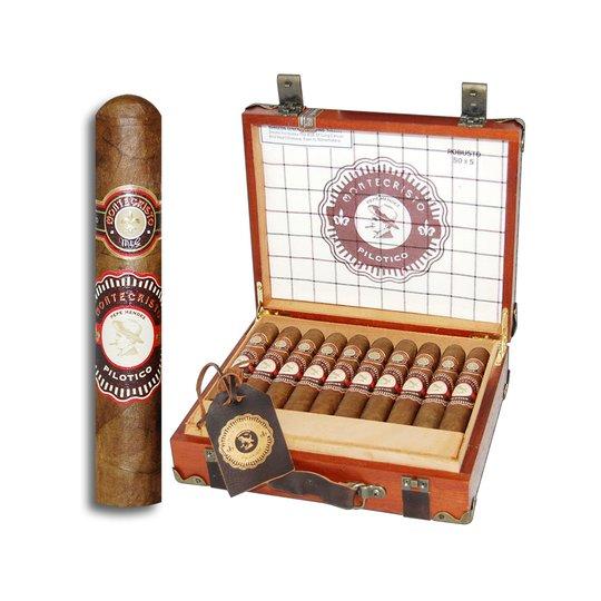 Xì gà Montecristo Politico Pepe Mendez - Hộp 20 điếu