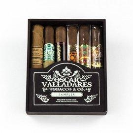 Xì gà Oscar Valladares Toro 6 Cigar Sampler