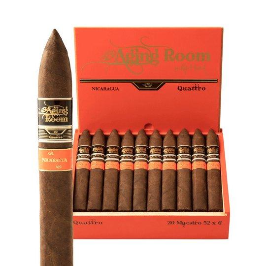 Xì gà Aging Room Quattro Nicaragua Maestro - Top 1 2019