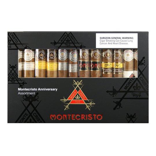 Xì gà Montecristo Toro 12 Cigar Sampler