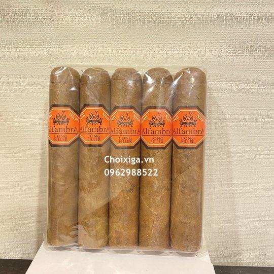 Xì gà Alfambra Long Filler - Pack 5 điếu
