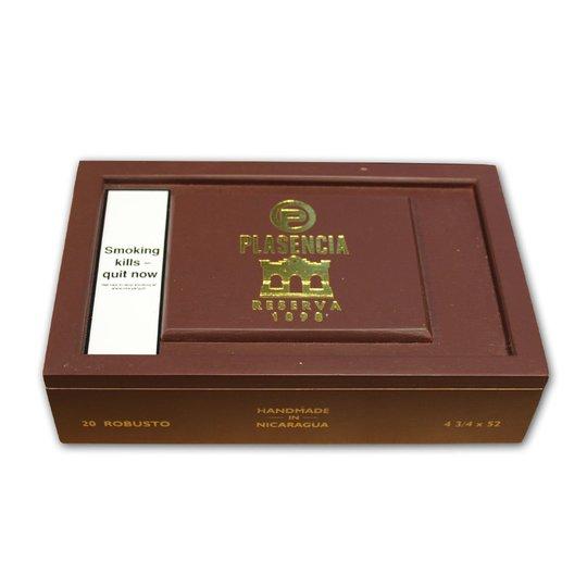 Xì gà Plasencia Reserva 1898 Robusto - Hộp 20 điếu