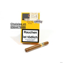 Xì gà Cohiba Short - Hộp 10 điếu