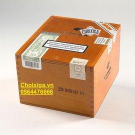 Xì gà Cohiba Siglo 6 VI – Hộp 25 điếu