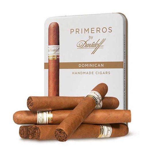 Xì gà Davidoff Primeros Classics (hộp thiếc 6 điếu)