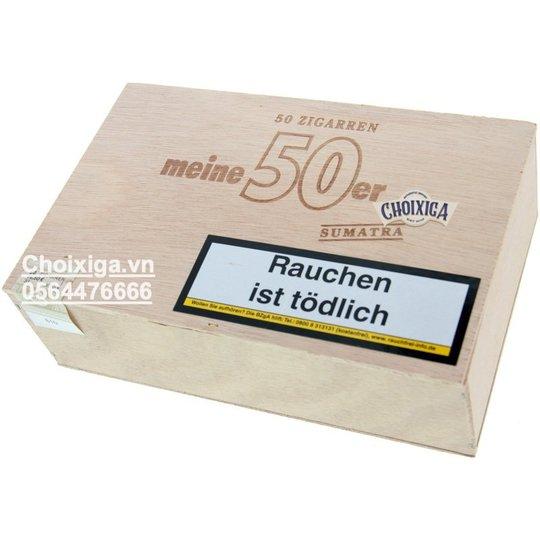 Xì gà Meine Cigarillos 50er Sumatra - Hộp 50 điếu
