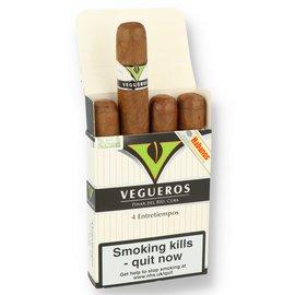 Xì gà Vegueros Entretiempos - Hộp 4 điếu