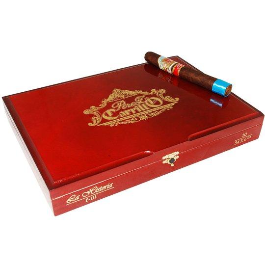 Xì gà E.P. Carrillo La Historia E-III - Hộp 10 điếu