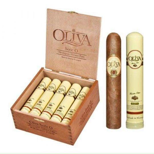 Xì gà Oliva Serie O Toro Tubos - Hộp 10 điếu