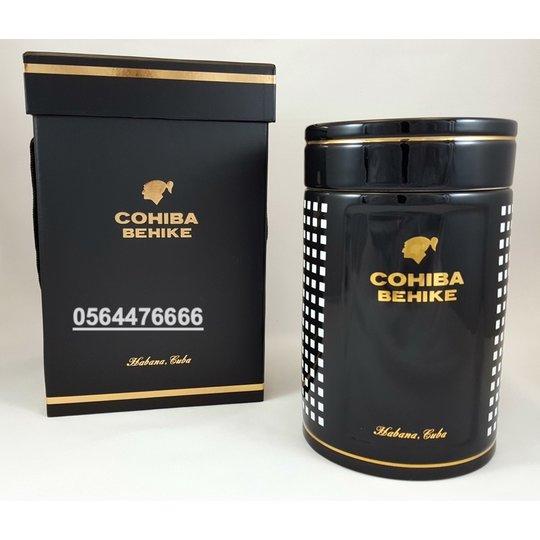 Xì gà Cohiba Behike 54 - Hộp Sứ 25 điếu