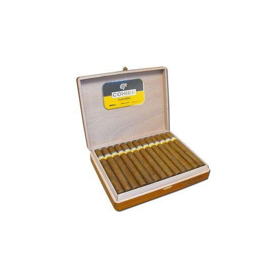 Xì gà Cohiba Coronas Especiales - Hộp 25 điếu
