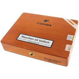Xì gà Cohiba Esplendidos - Hộp 25 điếu