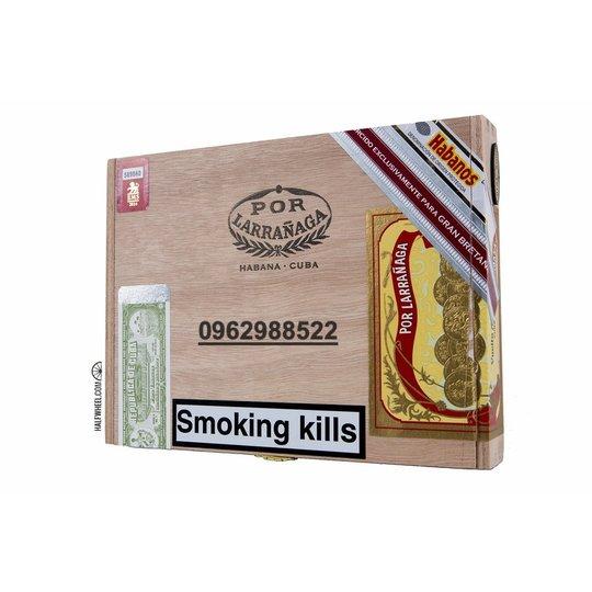 Xì gà Por Larranaga Sobresalientes – UK Edition 2014 – Hộp 10 điếu