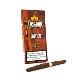 Xì gà Toscanello Antico - Hộp 5 điếu