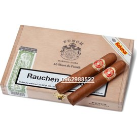 Xì gà Punch Short de Punch - Hộp 10 điếu