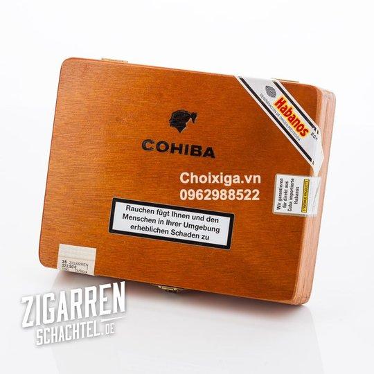 Xì gà Cohiba Exquisitos - Hộp 25 điếu