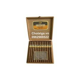 Xì gà Cohiba Lanceros - Hộp 25 điếu