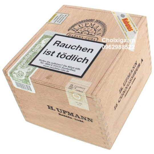 Xì gà H. Upmann Connossieur A - Hộp 25 điếu