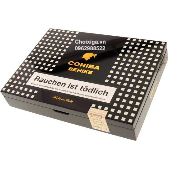 Xì gà Cohiba Behike 54 - Hộp 10 điếu