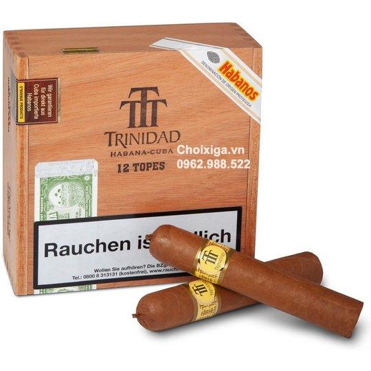 Xì gà Trinidad Topes - Hộp 12 điếu