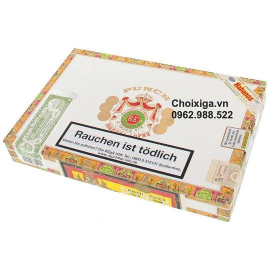 Xì gà Punch Punch Tubos - Hộp 10 điếu