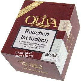 Xì gà Oliva Serie V Double Robusto Tubos - Hộp 12 điếu