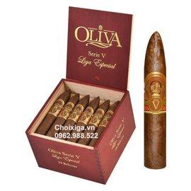 Xì gà Oliva Serie V Belicoso - Hộp 24 điếu