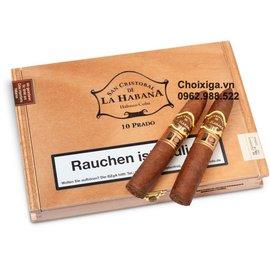 Xì gà San Cristobal de la Habana Prado - Hộp 10 điếu