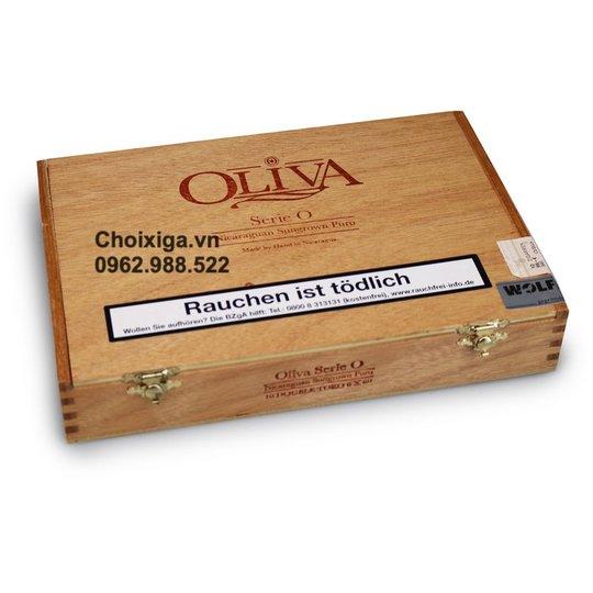 Xì gà Oliva Series O Classic Double Toro - Hộp 10 điếu