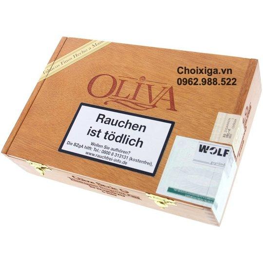 Xì gà Oliva series O Classic Robusto - Hộp 20 điếu