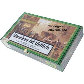 Xì gà Brazil Trüllerie Lunch - Hộp 25 điếu