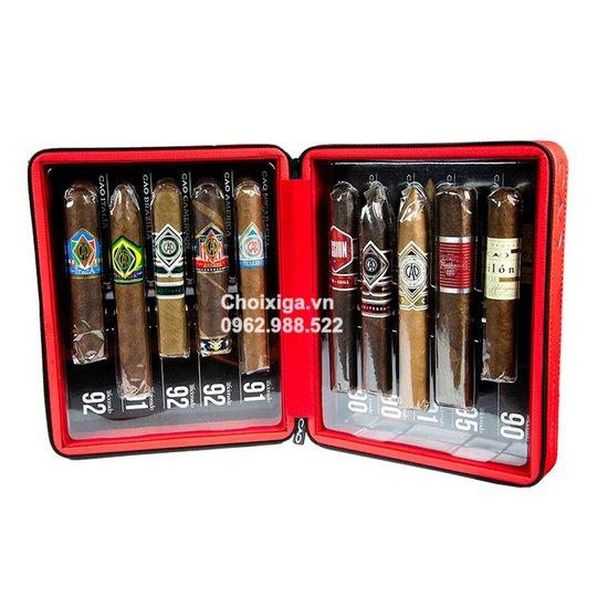 Xì gà CAO Champion Sampler III - Hộp 10 điếu